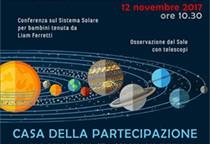 Sistema Solare per tutti